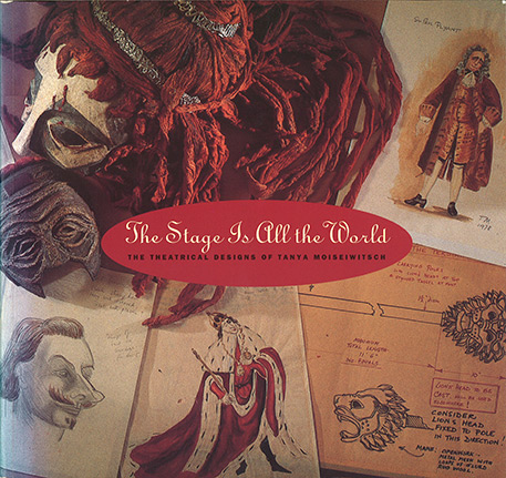 Book cover for The Stage is All the World
