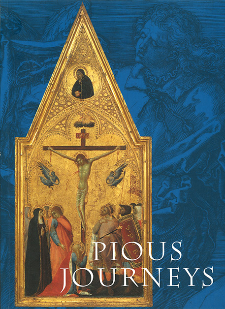 Pious Journeys catalogue cover
