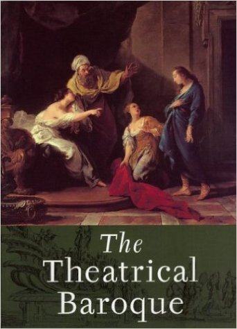 The Theatrical Baroque catalogue cover