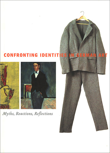 Confronting Identities catalogue cover