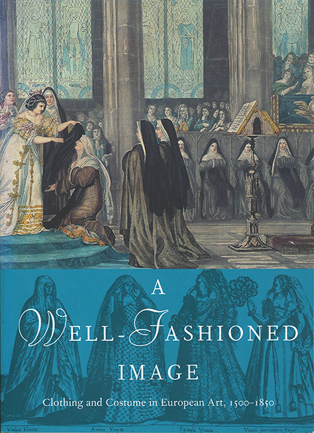 A Well Fashioned Image catalogue cover