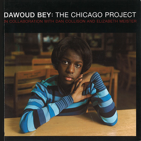 Dawoud Bey: The Chicago Project catalogue cover