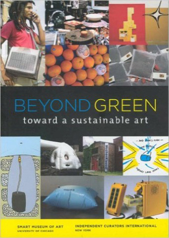 Book cover for Beyond Green