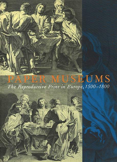 Paper Museums catalogue cover