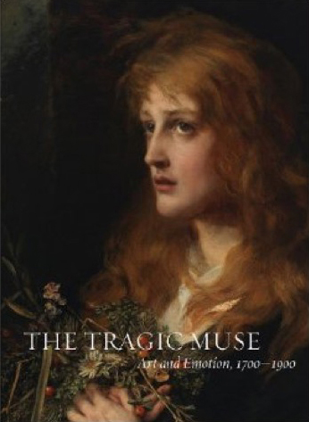 Book cover of The Tragic Muse