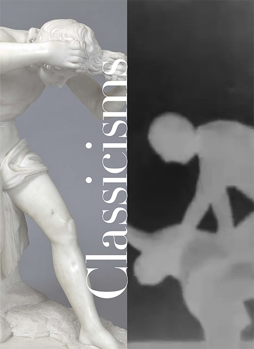 Classicisms exhibition catalogue