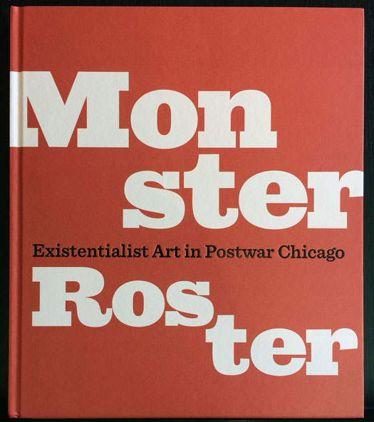 Monster Roster catalogue cover