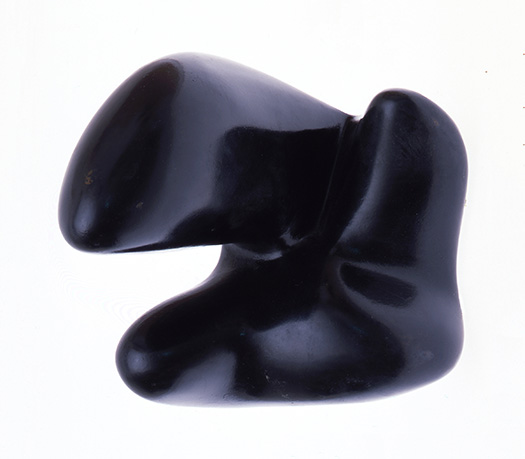 Hans (Jean) Arp, Concrete Sculpture: Mirr, 1A/5, 1936, Cast bronze. Smart Museum of Art, The University of Chicago, The Joel Starrels, Jr. Memorial Collection, 1974.226