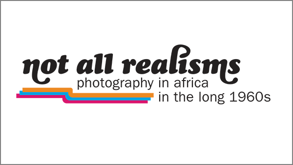 Mockup of title for not all realisms, set in Cooper, designed by Unyimeabasi Udoh.
