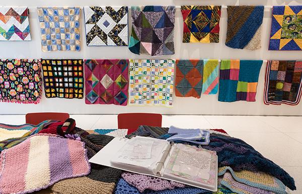 Welcome Blanket | Smart Museum of Art