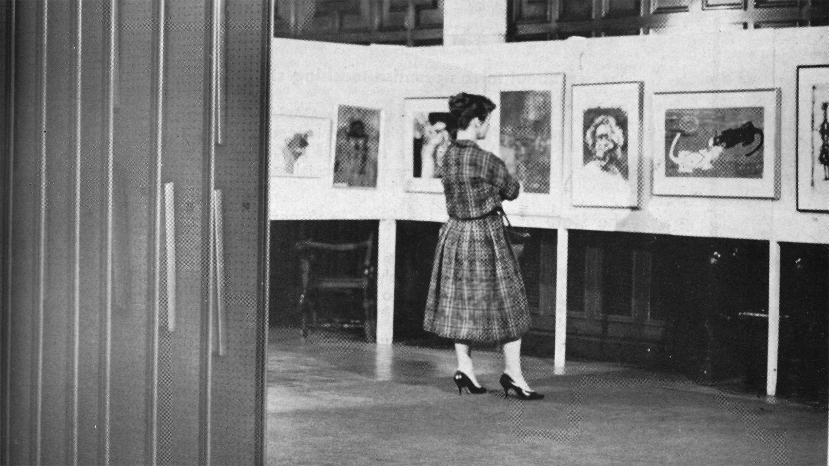 Art to Live With exhibition, 1959