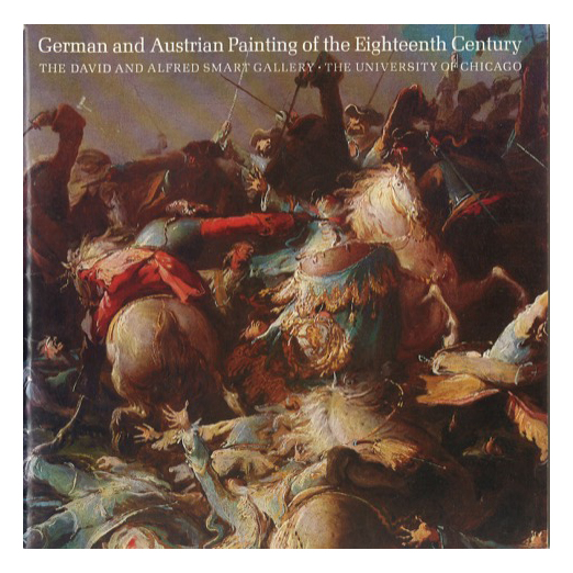 Catalogue cover for German and Austrian Painting