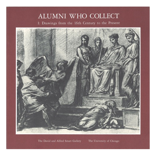 Catalogue cover for Alumni who Collect