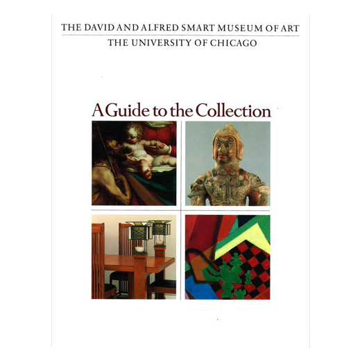 Catalogue cover for A Guide to the Collection