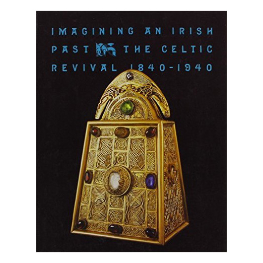 Catalogue cover for Imagining an Irish Past