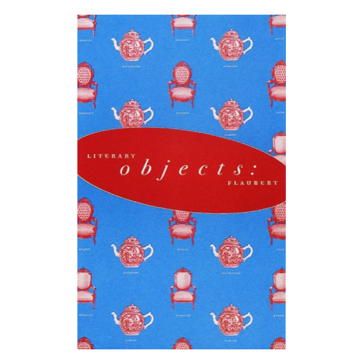 Catalogue cover for Literary Objects