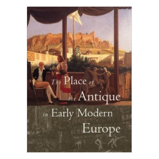 Catalogue cover for The Place of the Antique
