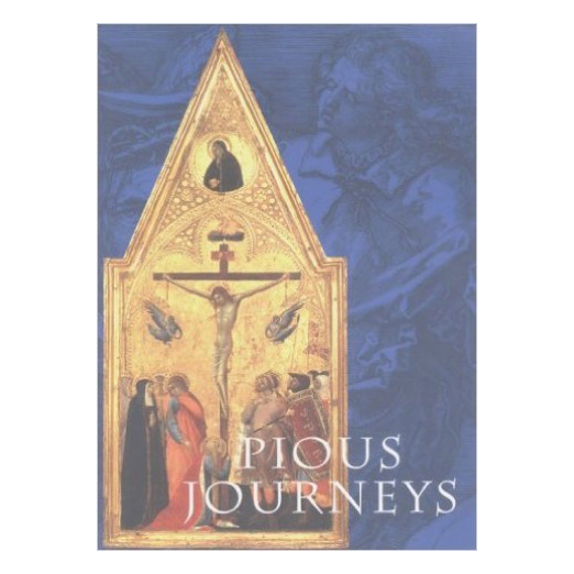 Catalogue cover for Pious Journeys