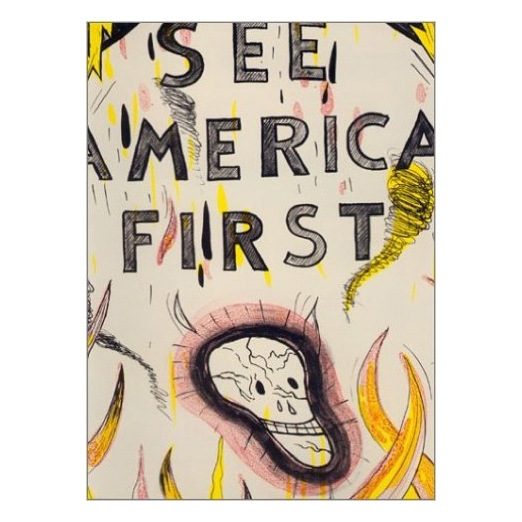 Catalogue cover for See America First