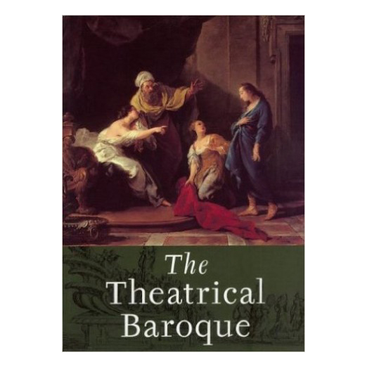 Catalogue cover for The Theatrical Baroque