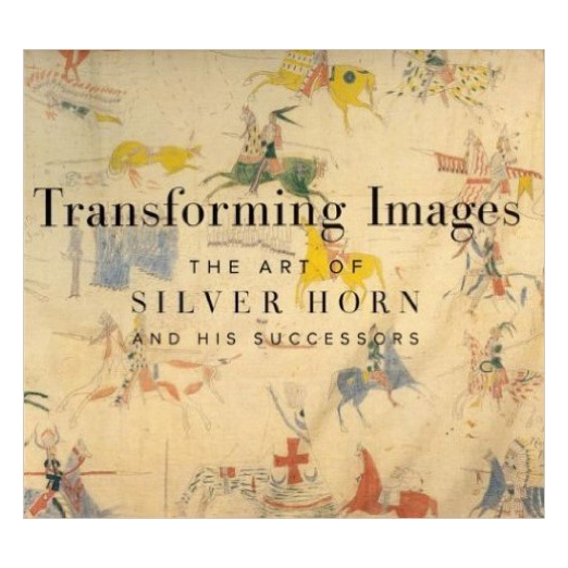 Catalogue cover for Transforming Images