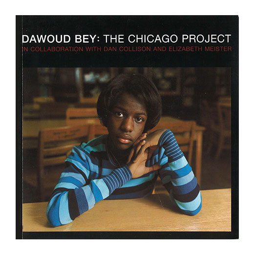 Catalogue cover for Dawoud Bey: The Chicago Project