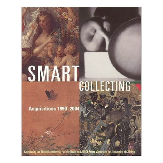 Catalogue cover for Smart Collecting
