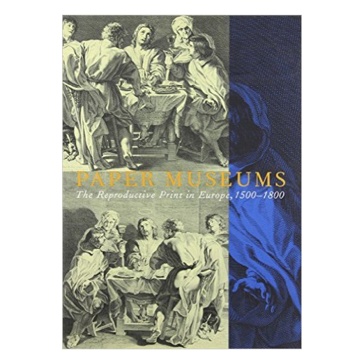 Catalogue cover for Paper Museums