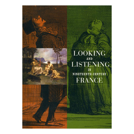 Catalogue cover for Looking and Listening