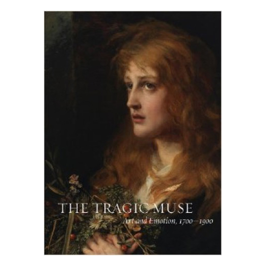 Catalogue cover for The Tragic Muse