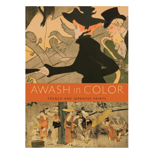 Catalogue cover for Awash in Color