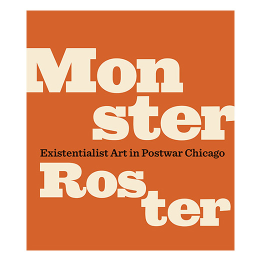 Catalogue cover for Monster Roster