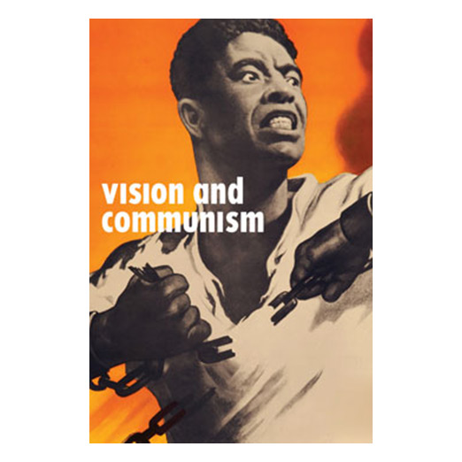 Catalogue cover for Vision and Communism