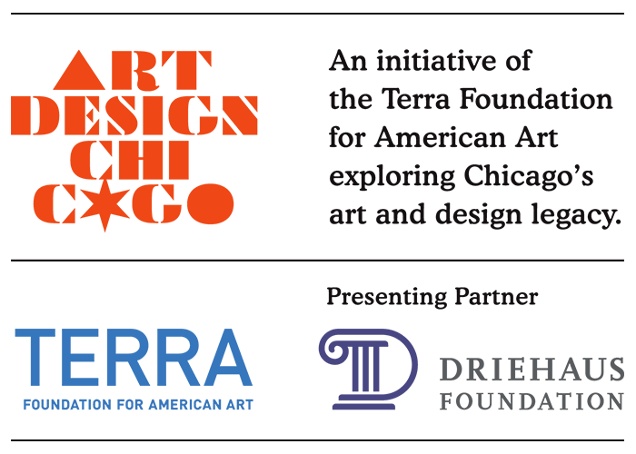Art Design Chicago, an initiative of the Terra Foundation for American Art