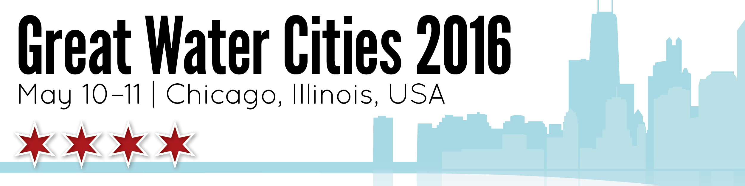 Great Water Cities 2016: Rainfall to Results in Action