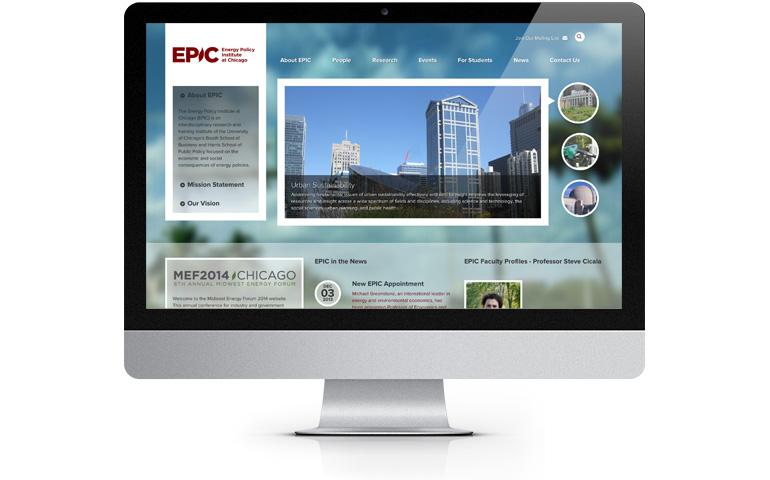 epic.uchicago.edu on an iMac