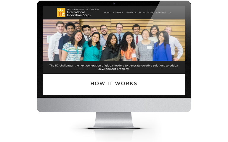 International Innovation Corps website