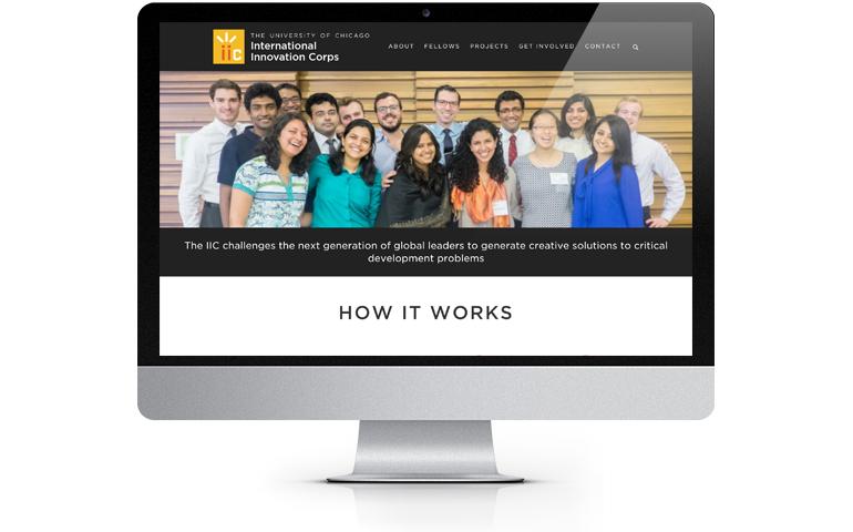 International Innovation Corps website