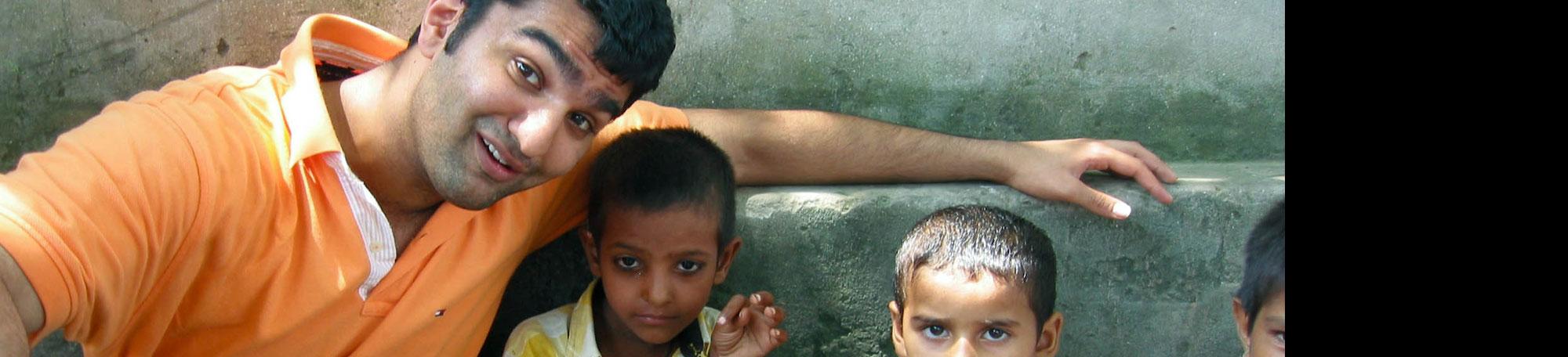 Vivek Taparia, AB'03