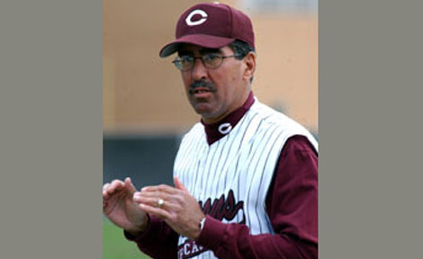 Coach Brian Baldea