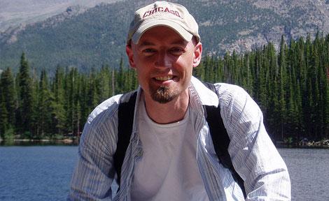 Assistant Professor of British History Fredrik Albritton Jonsson
