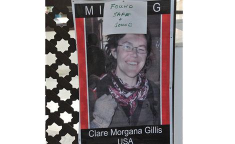 Clare Gillis, AB'98
