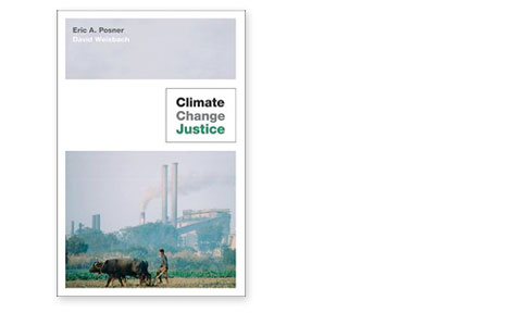 Climate Change Justice book cover