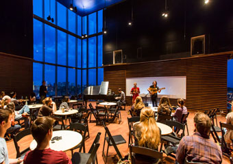 Reva and David Logan Center for the Arts