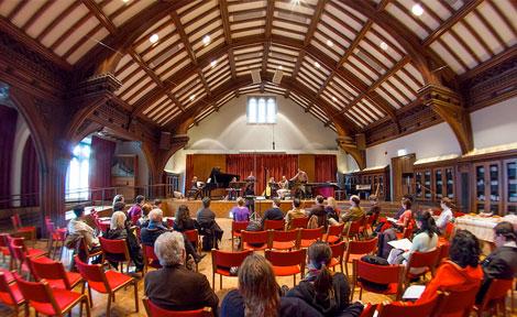 Fulton Recital Hall