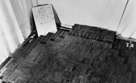 The first nuclear pile