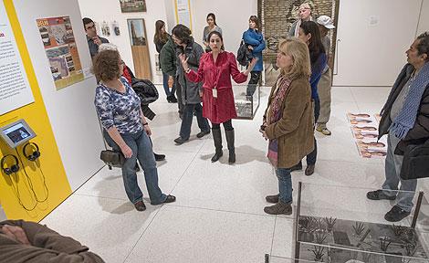 Smart Museum curator Jessica Moss