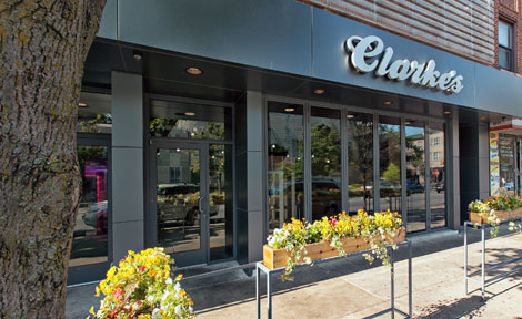 Clarke's restaurant on 53rd Street in Hyde Park