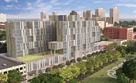 Revitalized 53rd Street Energizes Community The