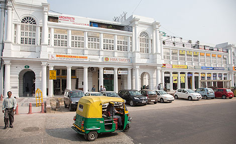 NewDelhi-Connaught-Place
